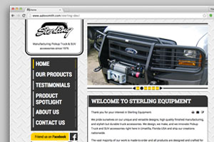 Website: Sterling Equipment and Manufacturing